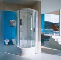 Душевая кабина Jacuzzi Flexa Tower Compact ELT8 (9447-149A)
