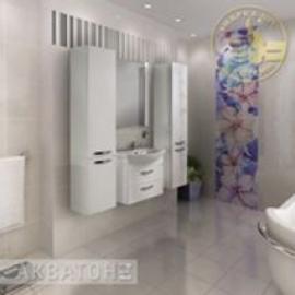 Мебель для ванной Акватон Ария М 65 белая