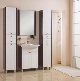 Мебель для ванной Акватон Альпина 65 венге
