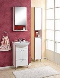 Мебель для ванной Акватон Роко 50 левая