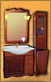 Мебель для ванной Два водолея Clio 85
