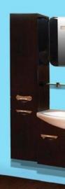 Пенал для ванной Sanvit Лайм