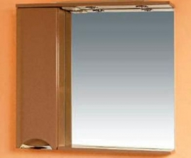 Зеркало для ванной Sanvit 90 с топом