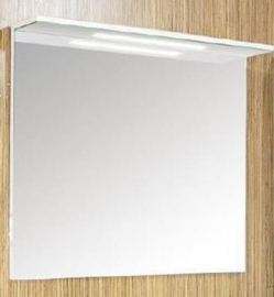 Зеркальный топ для ванной Sanvit 90