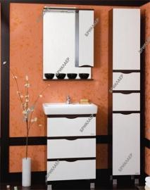 Мебель для ванной Bricklaer Токио 60