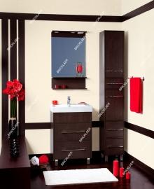 Мебель для ванной Bricklaer Чили 60 венге