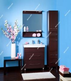Мебель для ванной  Bricklaer Чили 70 венге