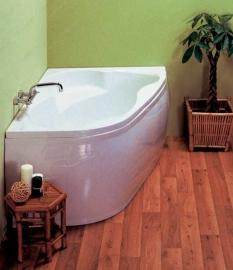Акриловая ванна VagnerPlast Melite 160*105 правая