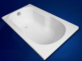 Акриловая ванна VagnerPlast Nike 120*70