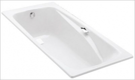 Ванна чугунная Jacob Delafon Repos E2915 170*80 с ручками