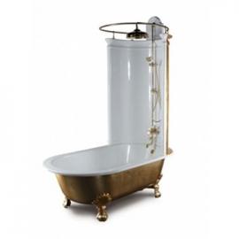 Душевая кабина  Doctor jet Box Baden-Baden  с акриловой ванной