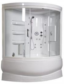Душевая кабина Doctor jet Box Orata I/II с акриловой ванной