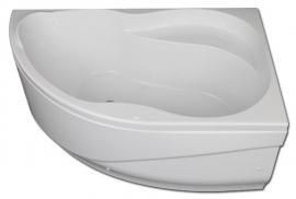 Акриловая ванна Aquanet Graciosa 150*90 правая