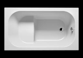 Акриловая ванна Riho Petit 120*70