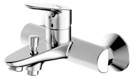 Смеситель для ванны/душа Bravat Drop F64898C-B/D244C
