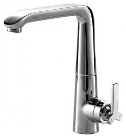 Смеситель для кухонной мойки Bravat Waterfall F773107C