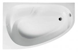 Акриловая ванна Vitra Nysa 150*100 50790001000 левая