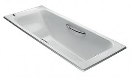 Ванна чугунная Jacob Delafon Parallel E2948 170*70 с ручками