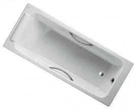 Ванна чугунная Jacob Delafon Parallel E2949 160*70 с ручками