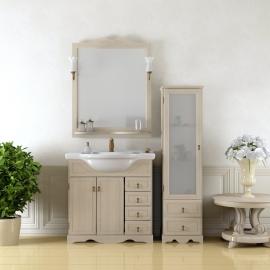 Мебель для ванной Opadiris Клио 70 белая