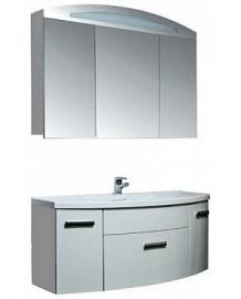 Мебель для ванной Aquanet Тренто 120 белая