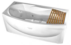Акриловая ванна Radomir Альма 168*84 правая
