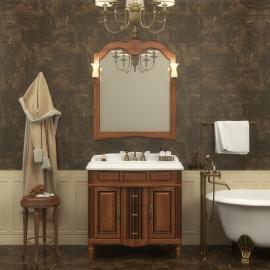 Мебель для ванной Opadiris Фонтана 90