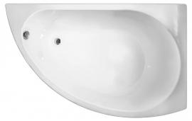 Акриловая ванна Radomir Бергамо 168*100 правая