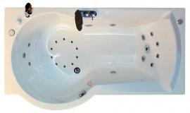 Акриловая ванна Radomir Валенсия 170*95 левая