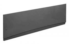 Панель фронтальная для ванны Aquanet Cariba черная