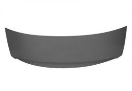 Панель фронтальная для ванны Aquanet Bali черная