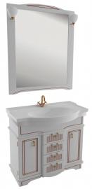 Мебель для ванной Aquanet Луис 90 белый