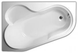 Акриловая ванна VagnerPlast Selena 147*100 левая
