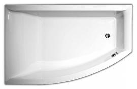 Акриловая ванна VagnerPlast Veronela 160*105 левая