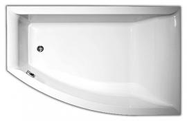 Акриловая ванна VagnerPlast Veronela 160*105 правая