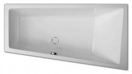 Акриловая ванна Vagnerplast Cavallo 160*90 правая