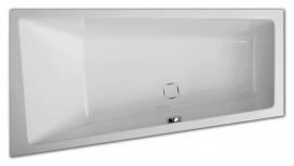 Акриловая ванна Vagnerplast Cavallo 160*90 левая