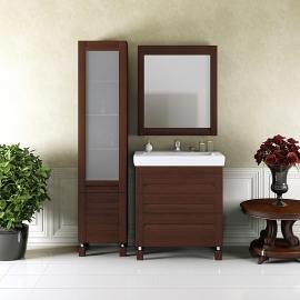 Мебель для ванной Opadiris Лаварро 80 напольная