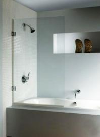 Шторка на ванну Riho Scandic S107