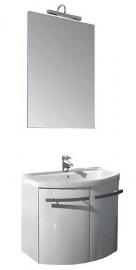 Мебель для ванной Aquanet Римини 60 белая