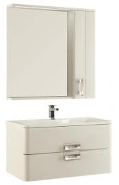 Мебель для ванной Aquanet Паллада 80 слоновая кость
