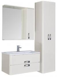 Мебель для ванной Aquanet Паллада 80 белая