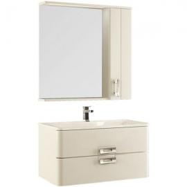 Мебель для ванной Aquanet Паллада 90 слоновая кость