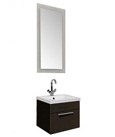 Мебель для ванной Aquanet Нота 40 лайт венге