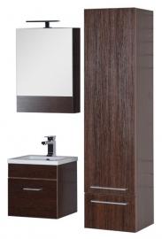 Мебель для ванной Aquanet Нота 50 камерино венге
