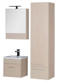 Мебель для ванной Aquanet Нота 50 камерино светлый дуб