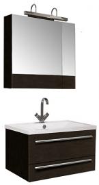 Мебель для ванной Aquanet Нота 75 камерино венге