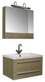 Мебель для ванной Aquanet Нота 75 камерино светлый дуб