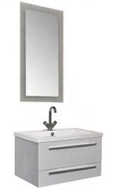 Мебель для ванной Aquanet Нота 75 лайт белая