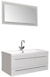 Мебель для ванной Aquanet Нота 90 Лайт белая